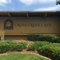 Photo taken at Cross Creek Cafe by Sam L. on 7/31/2015