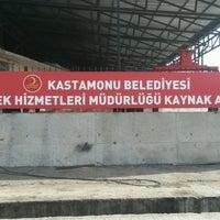 Photo taken at kastamonu belediyesi destek hizmetleri müdürlügü by Vedat T. on 5/13/2017