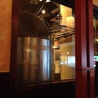 Photo taken at Rock Bottom Restaurant & Brewery by David M. on 10/4/2012