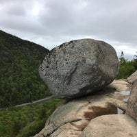 Photo taken at Bubble Rock by Cindy W. on 5/27/2017