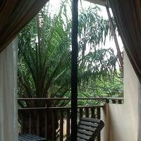 Photo taken at Thai Pura Resort by Artem R. on 1/24/2013