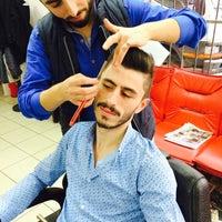 Photo taken at hair show bülent  erkek kuaförü by Emre Ç. on 12/27/2014