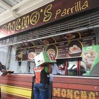 Photo taken at Moncho's Parrilla by Joset R. on 5/14/2014