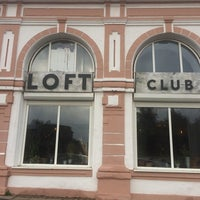 Photo taken at Кальянный клуб LOFT by Elena U. on 10/5/2017