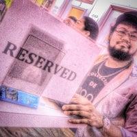 Photo taken at Blue Ribbon Bar & Grill by Kaimana on 7/26/2014