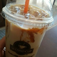 Photo taken at Second Cup by christeeene on 6/30/2015