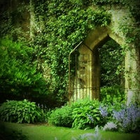 Photo taken at The Secret Garden by Win K. on 5/8/2014