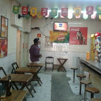 Photo taken at Bar e Lanches Casper Libero by José Carlos R. on 6/17/2014