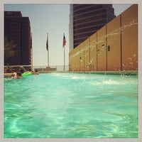 Photo taken at Sheraton Phoenix Downtown Hotel by Kyle H. on 7/6/2013