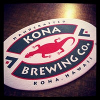 Photo taken at Kona Brewing Co. by Kyle H. on 2/15/2013