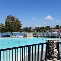 Photo taken at South Lake Beach Club by Brian H. on 9/14/2014