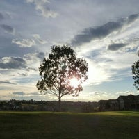 Photo taken at Heritage Eagle Bend Golf Club by Brian H. on 9/8/2015