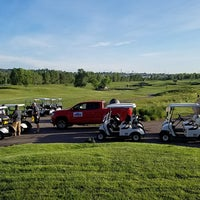 Photo taken at Broken Tee Golf Course by Brian H. on 6/9/2017