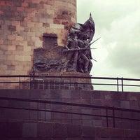 Foto tomada en Glorieta Monumento a Los Niños Héroes por chex el 10/19/2012