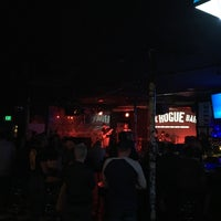 Photo taken at The Rogue Bar by Geof N. on 9/11/2016