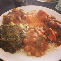 Photo taken at Seva Indian Cuisine by Tiffany H. on 3/23/2013