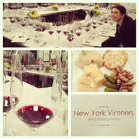Photo taken at New York Vintners by Tiffany H. on 4/10/2013
