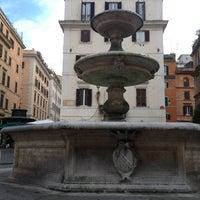 Photo taken at Piazza della Madonna dei Monti by Noemi B. on 12/4/2012