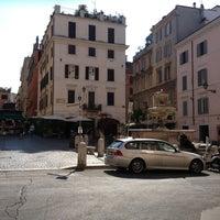 Photo taken at Piazza della Madonna dei Monti by Noemi B. on 7/12/2013