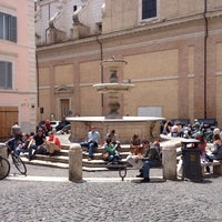 Photo taken at Piazza della Madonna dei Monti by Noemi B. on 6/2/2013