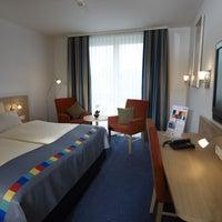 Photo taken at Park Inn by Radisson Papenburg by Park Inn by Radisson Papenburg on 5/21/2014
