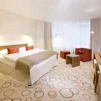 Das Foto wurde bei Hotel Nikko Düsseldorf von EVENT Hotels am 4/1/2014 aufgenommen
