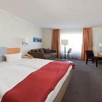 Das Foto wurde bei Mercure Hotel Hannover Oldenburger Allee von EVENT Hotels am 4/1/2014 aufgenommen