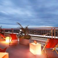 4/1/2014 tarihinde EVENT Hotelsziyaretçi tarafından Park Inn by Radisson Berlin Alexanderplatz'de çekilen fotoğraf
