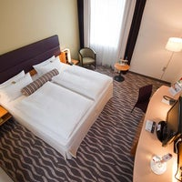 Das Foto wurde bei Mercure Hotel Bochum City von EVENT Hotels am 4/1/2014 aufgenommen