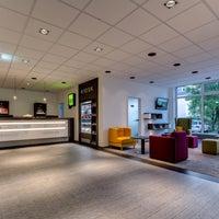 Das Foto wurde bei Park Inn by Radisson Göttingen von EVENT Hotels am 7/22/2015 aufgenommen