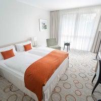 Das Foto wurde bei Mercure Hotel Düsseldorf Kaarst von EVENT Hotels am 4/2/2014 aufgenommen