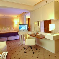 Das Foto wurde bei The Westin Leipzig von EVENT Hotels am 4/2/2014 aufgenommen