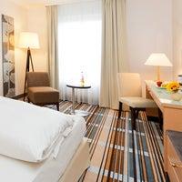 Das Foto wurde bei Mercure Hotel Hannover Oldenburger Allee von EVENT Hotels am 4/2/2014 aufgenommen