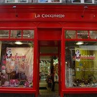 Photo taken at La Coccinelle by La Coccinelle on 4/1/2014