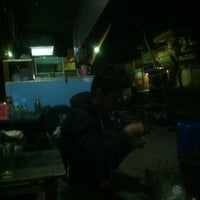 Photo taken at Waroeng kOpi Ireng (Waroeng OI) by bejo amary b. on 10/25/2012
