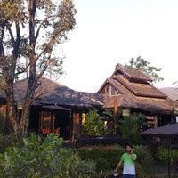 Photo taken at Sibsan Resort & Spa Maetaeng by Thanawoot L. on 1/22/2013