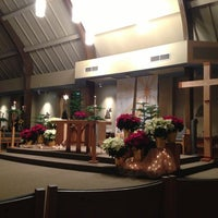 Photo taken at St Mary Magdalene Parish by Shane C. on 12/25/2012
