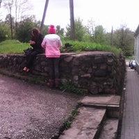 Photo taken at pienotavas pipene by Ilona v. on 5/13/2014