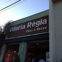 Photo taken at Padaria Vitoria Régia by Ricardo F. on 3/11/2013