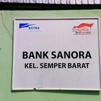 Photo taken at Bank Sampah Sanora by Lucya V. on 5/13/2014
