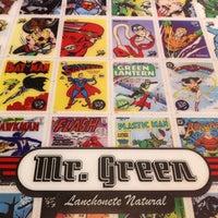 Foto tirada no(a) Mr. Green por Lívia D. em 12/12/2012