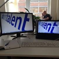 Photo taken at jobandtalent UK HQ by Clive M. on 7/21/2014