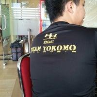 Photo taken at Griyo Avi Hotel by SHaFiQ N. on 11/16/2012