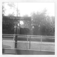 Photo taken at Kings Langley Railway Station (KGL) by Leah H. on 8/11/2013