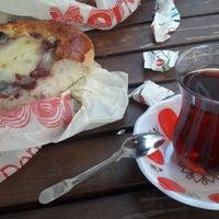 Photo taken at kahta çiğ köfte by Gamze B. on 8/18/2017