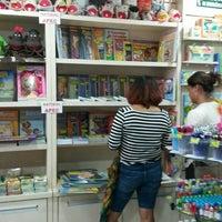Photo taken at Livraria Cristã by Neyriane P. on 7/22/2014