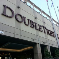 Photo taken at DoubleTree by Hilton Hotel Omaha Downtown by Brandon J H. on 7/19/2013