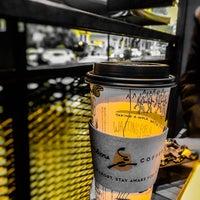 3/22/2018 tarihinde Mert D.ziyaretçi tarafından Caribou Coffee'de çekilen fotoğraf