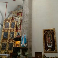 Photo taken at La Parroquia De San Gabriel Arcángel by Enrique H. on 5/3/2016