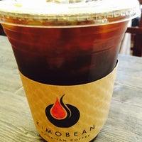 Photo taken at Kimo Bean Coffee Company by Dalho K. on 6/17/2014